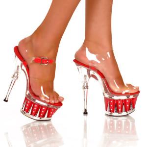 туфли на высоком каблуке для Pole Dance (Пол Денс)