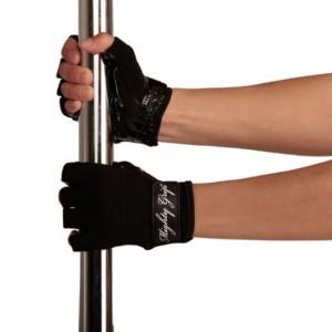 перчатки для пилона, пол денс, pole dance
