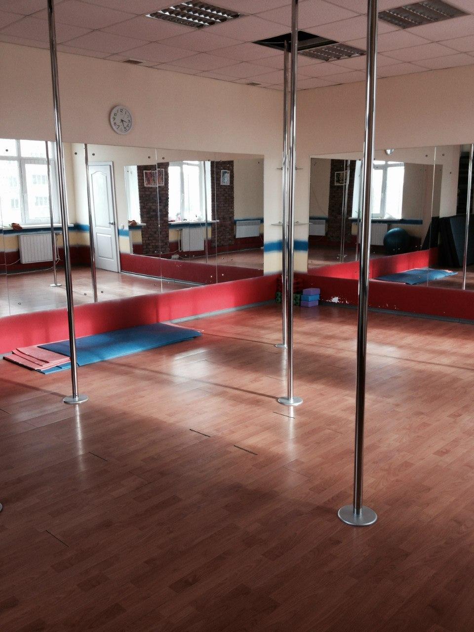 Аренда зала для индивидуального Pole dance в пол дэнс танцевальной студии Tim Pole Dance Studio