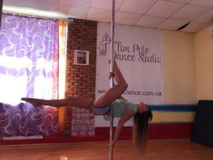 pole dance для начинающих